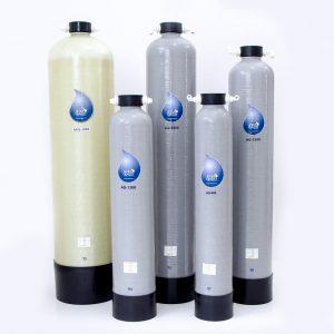 Deionizadores de Água de Alta Pressão